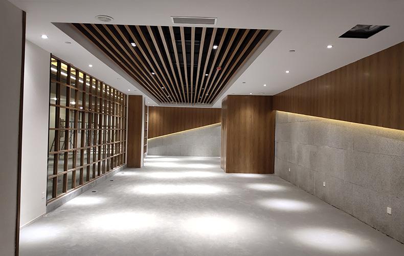 四川木纹铝单板工程施工成功案例