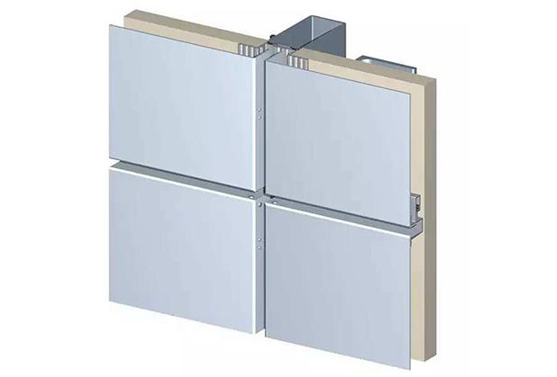 浅析四川幕墙铝单板的特点及其材质与构造