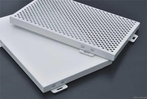 四川冲孔铝单板
