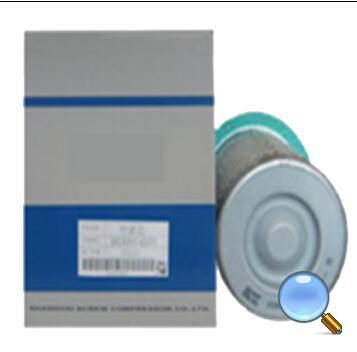 斯可络压缩机正厂配件-油细分离器