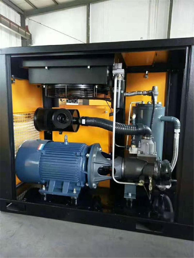 南阳空压机:空压机的操作常识
