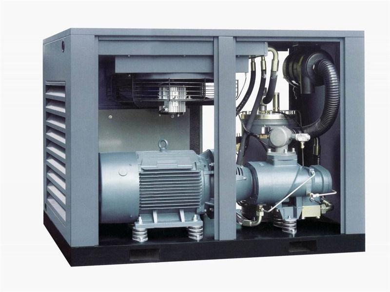信阳空压机:空气压缩机压力不强怎么办?