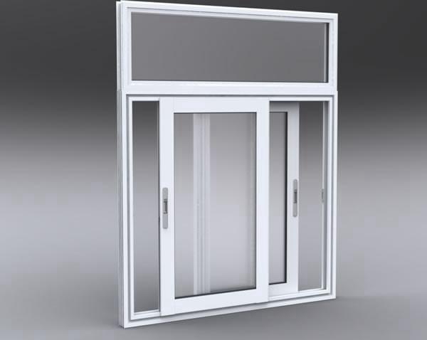 塑钢门窗厂