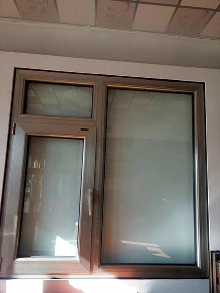 张家口专业不锈钢铝门窗