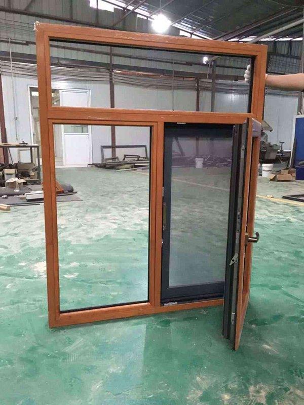 为什么铝包木门窗会受到大家的欢迎,源于铝包木门窗的四个优点