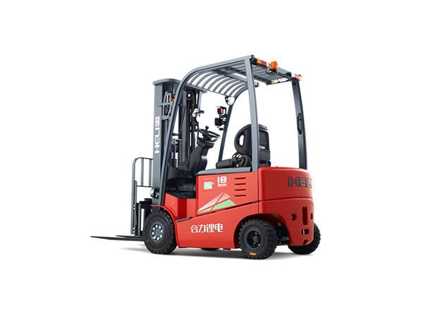 G系列1-1.8吨锂电池平衡重式叉车