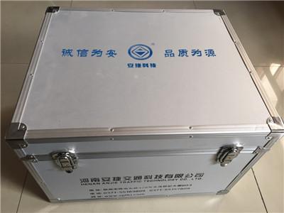 非道路移动机械尾气排放检测设备的主要构成