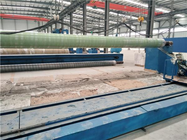 玻璃鋼纏繞管道生產基地