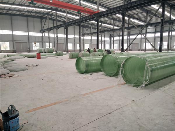河南玻璃鋼纏繞化糞池生產基地