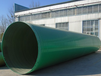 河南玻璃鋼纏繞管道價格-夾砂管道