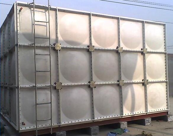河南玻璃鋼SMC模壓水箱