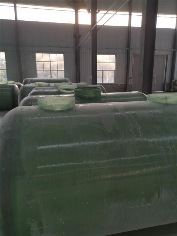 河南玻璃鋼纏繞化糞池