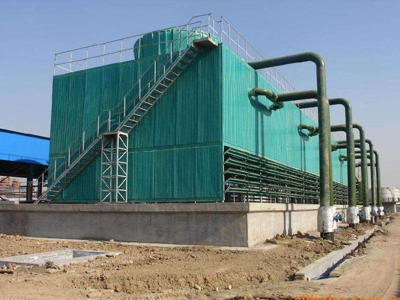 閉式冷卻塔的水溫對制冷機組有什么影響?