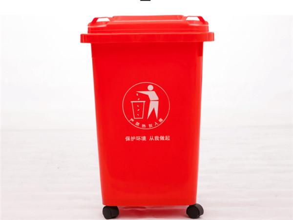 正规厂家生产的河南塑料垃圾桶有这些特点,快点看过来