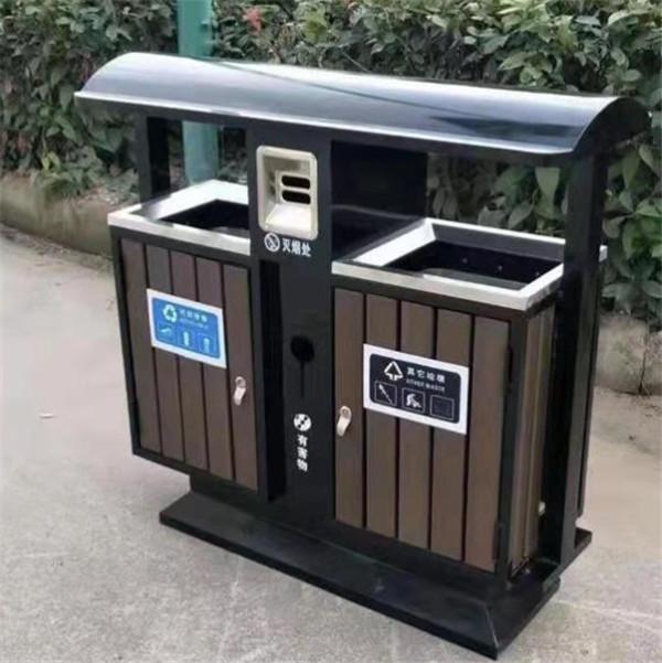 铁质垃圾桶批发