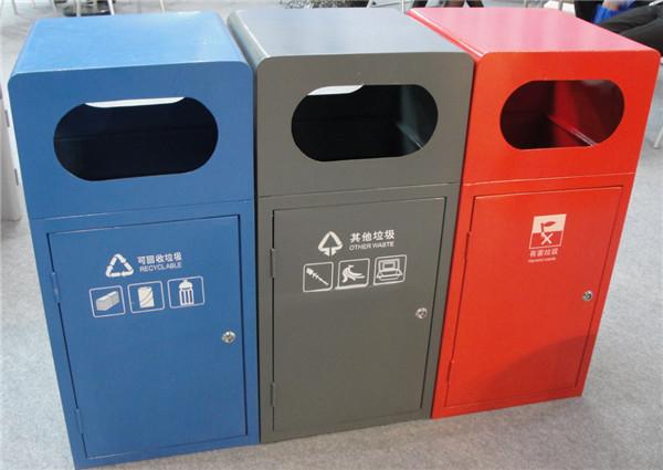 河南分类垃圾桶