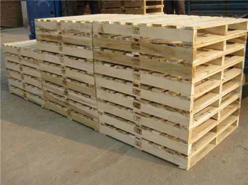 木质托盘如何摆放?70%的仓库人员都摆错了