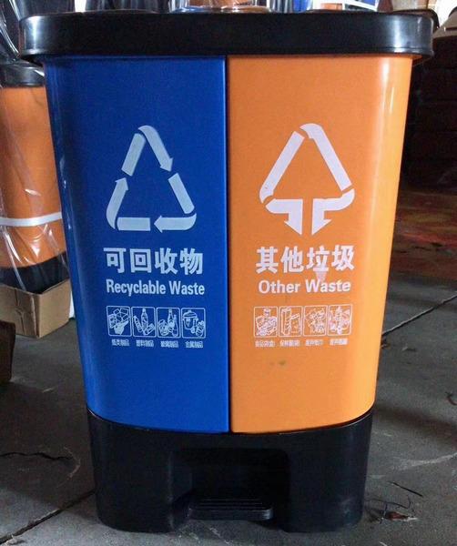 河南塑料垃圾桶厂家