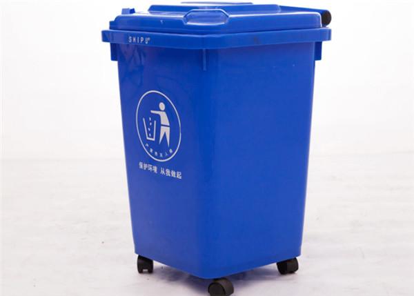 室外塑料垃圾桶分为哪几种?