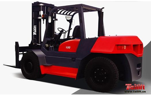 四川内燃叉车-8-10吨
