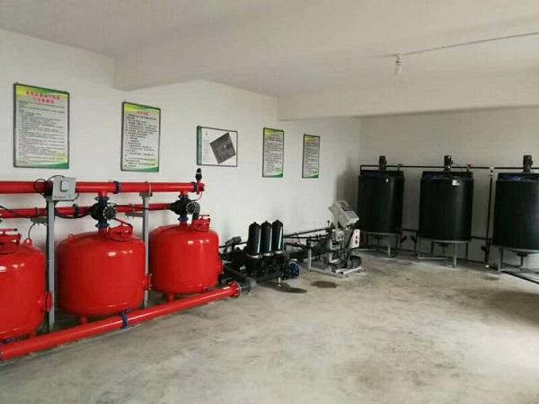 河南省登封市1300亩种植园智慧农业改造项目