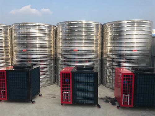 四川空气能热水器销售成功案例