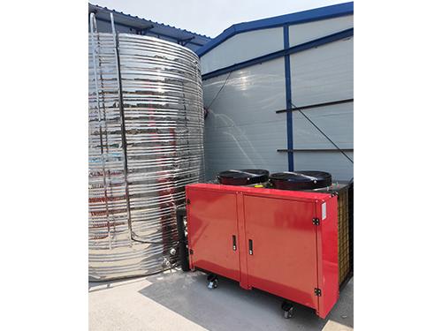 重庆空气能热水系统销售成功案例