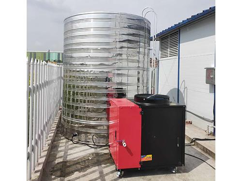 重庆空气能热水器销售成功案例