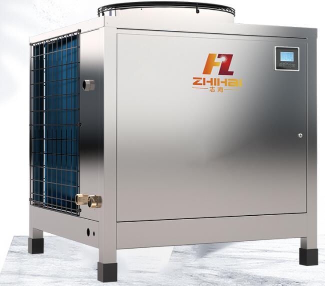 四川空气能热水器原理其实并不复杂