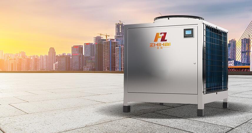 空气能热水器将家用热水向更智能化推进