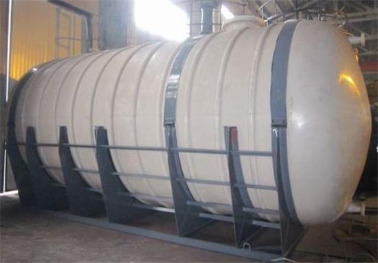 台灣硫酸收受接管設備-聚乙烯(PE)儲罐