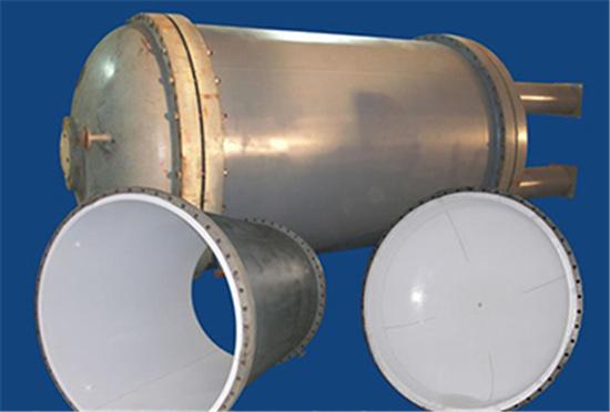 台灣硫酸收受接管設備-鋼襯四氟儲罐