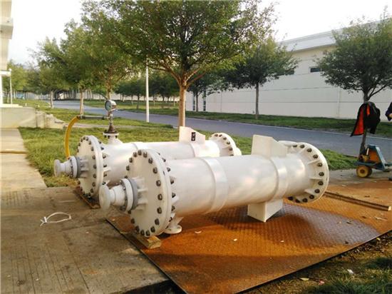 pfa換熱器-管式聚四氟換熱器