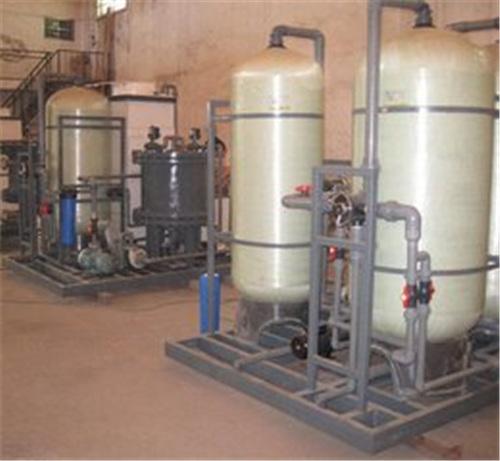 硫酸收受接管設備