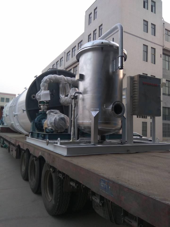 廢酸收受接管體系汙染是若何停止的?用到的設備有哪些?