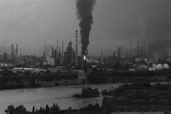 臺中石化煉油汙水廢氣汙染項目投運