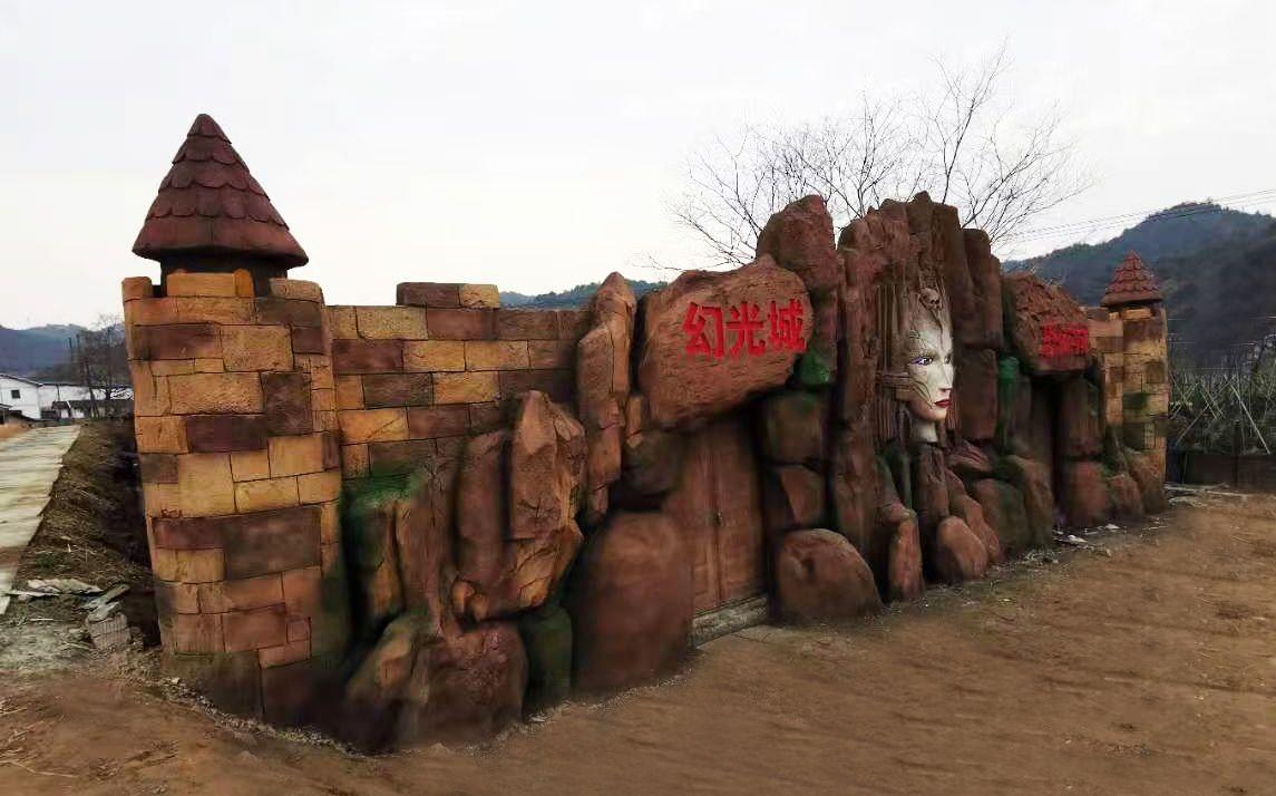 江西抚州香花湾景区成功案例