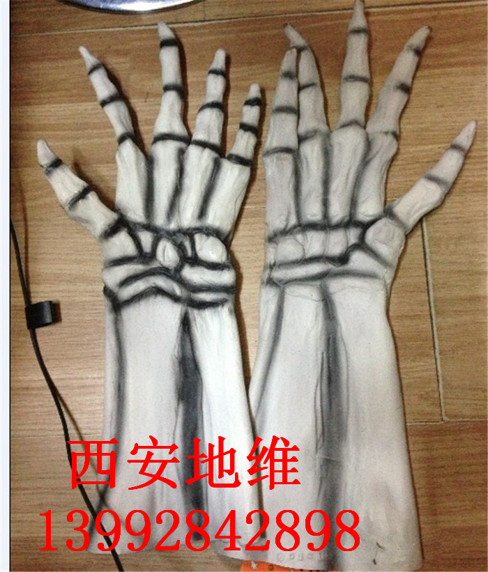 XY002325-骨架手套-104双
