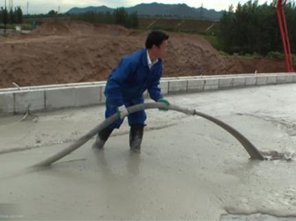成都泡沫混凝土回填施工