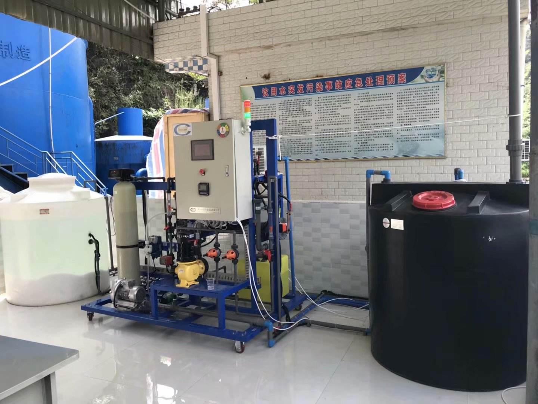 寧夏水處理設備