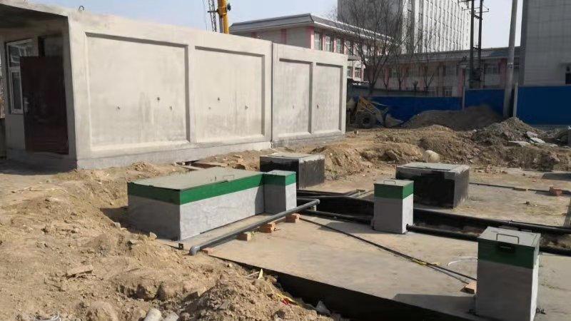一體化污水處理設備客戶案列