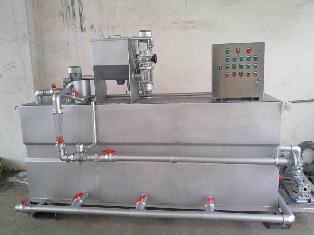 污水处理用自动投药装置
