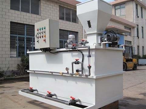 全自动加药装置 污水处理一体化设备