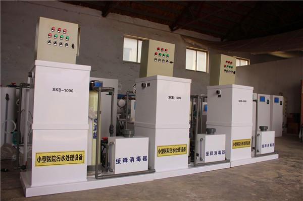 污水处理设备的设计原则,关于小型污水处理设备的19个设计导则你知道吗?