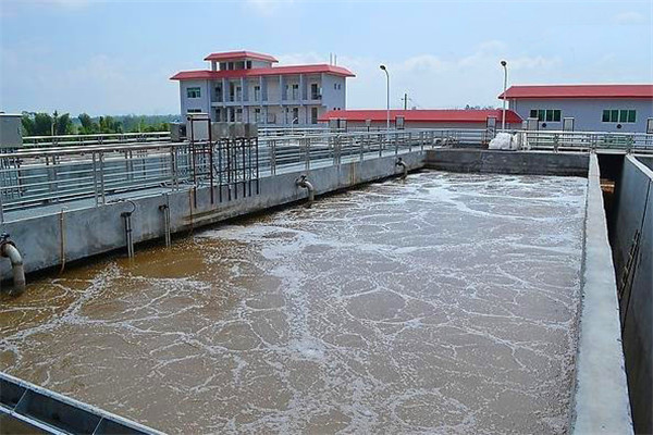 宁夏污水处理