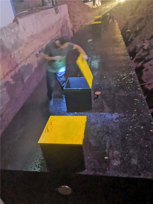 可以解决工业污水中的悬浮物的有效办法