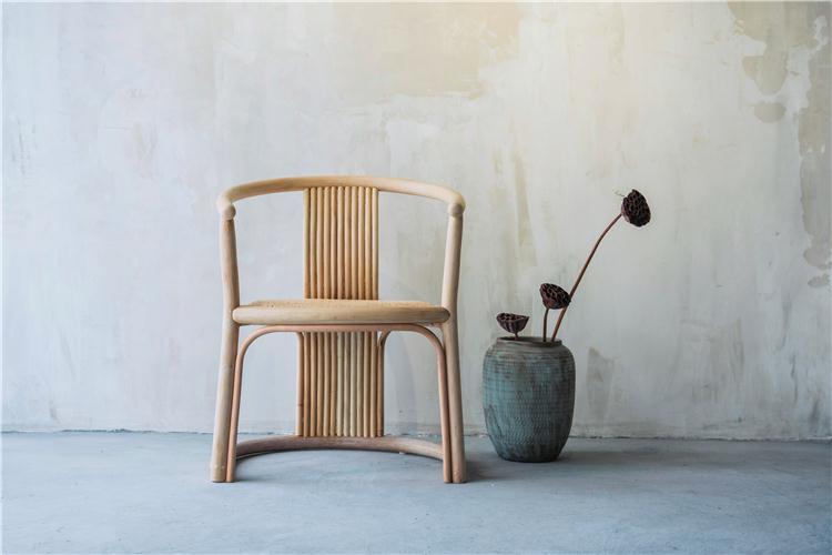 真藤椅小靠背椅子案例