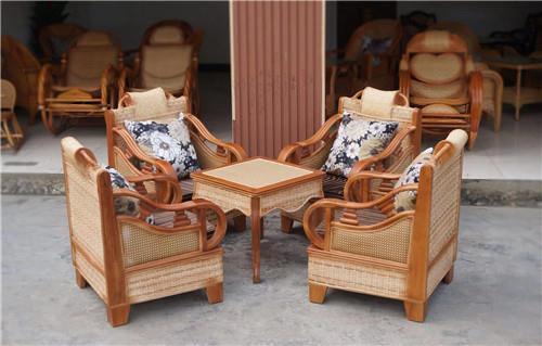仿真藤椅与真藤椅我们怎么判断?藤椅厂家为您介绍