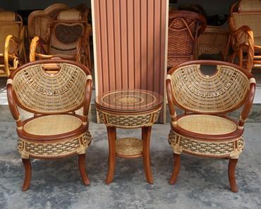 生活中常出现的成都藤编家具用的是什么木材