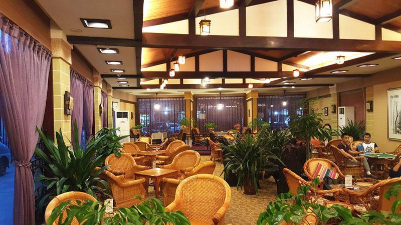 中式茶楼客户